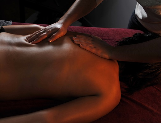 Un temps pour soi - Massage californien