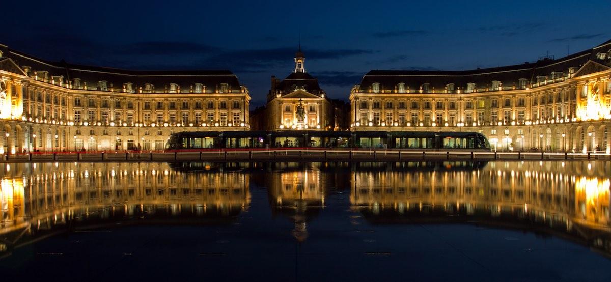 Intervention sur Bordeaux